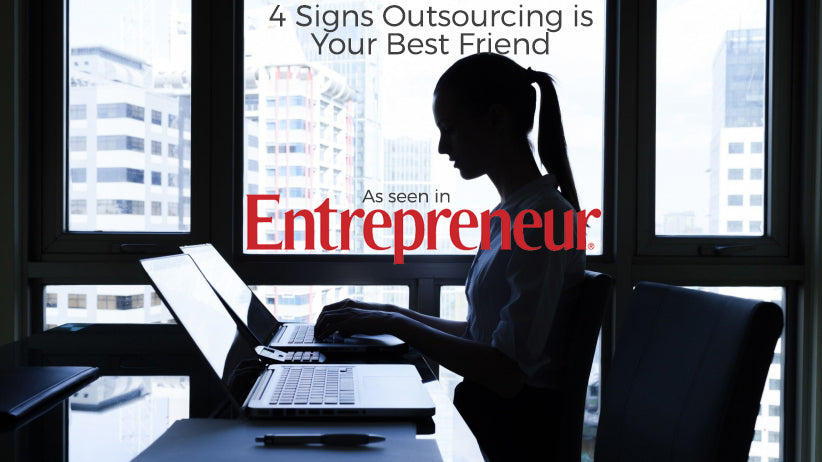 4 Signs That Outsourcing Can Be Your Startup's Best Friend