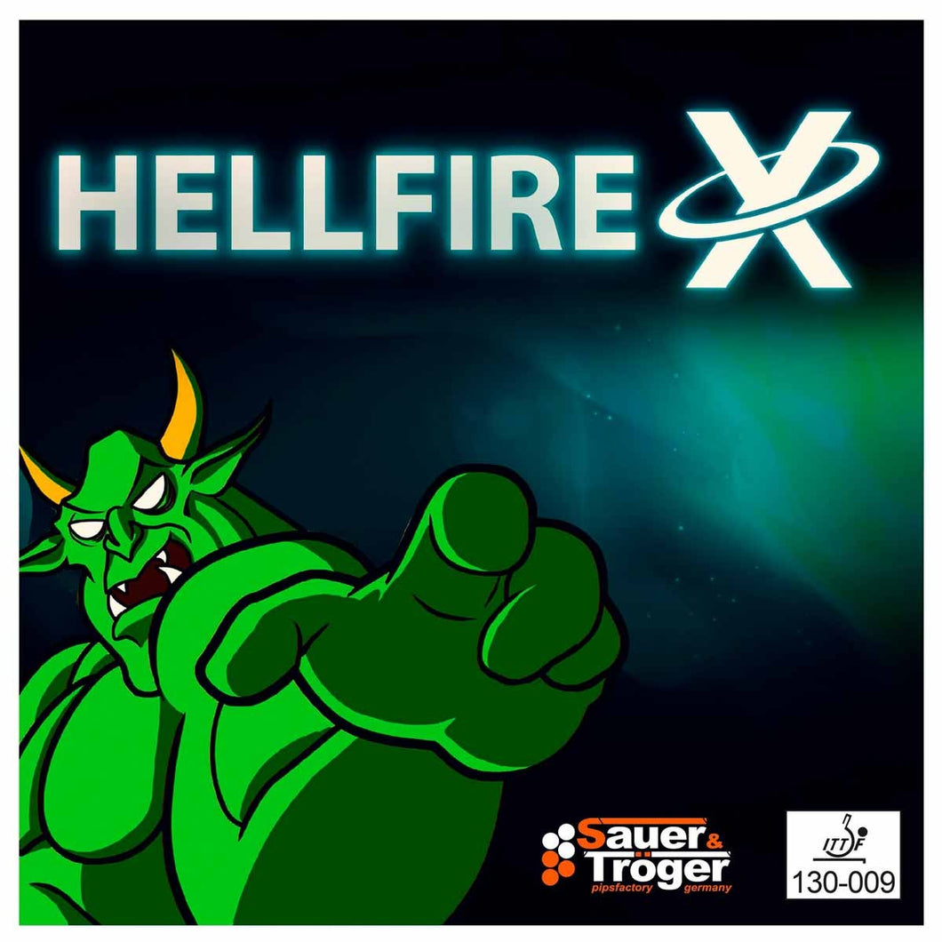S&T Hellfire X - Killypong