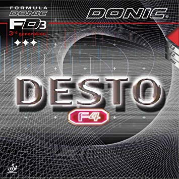 Donic Desto F4 - Killypong
