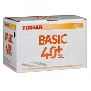 Tibhar Basic 40 SL - Killypong