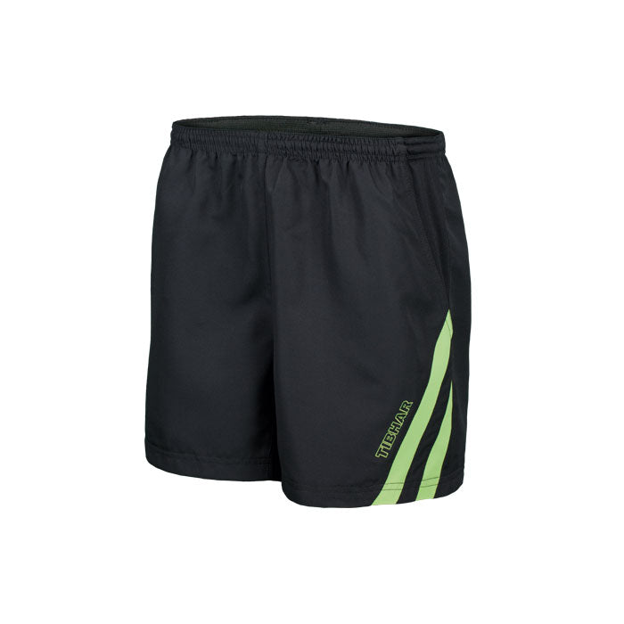 Tibhar Short Stripe Black - Killypong