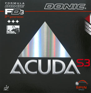 Donic Acuda S3 - Killypong