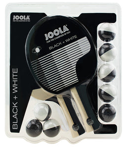 Joola TT-Set BLACK WHITE