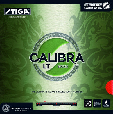 Stiga Calibra LT Sound - Killypong