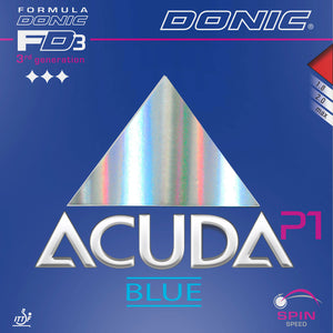 Donic Acuda Blue P1 - Killypong