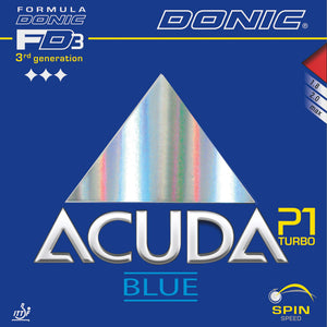 Donic Acuda Blue P1 Turbo - Killypong