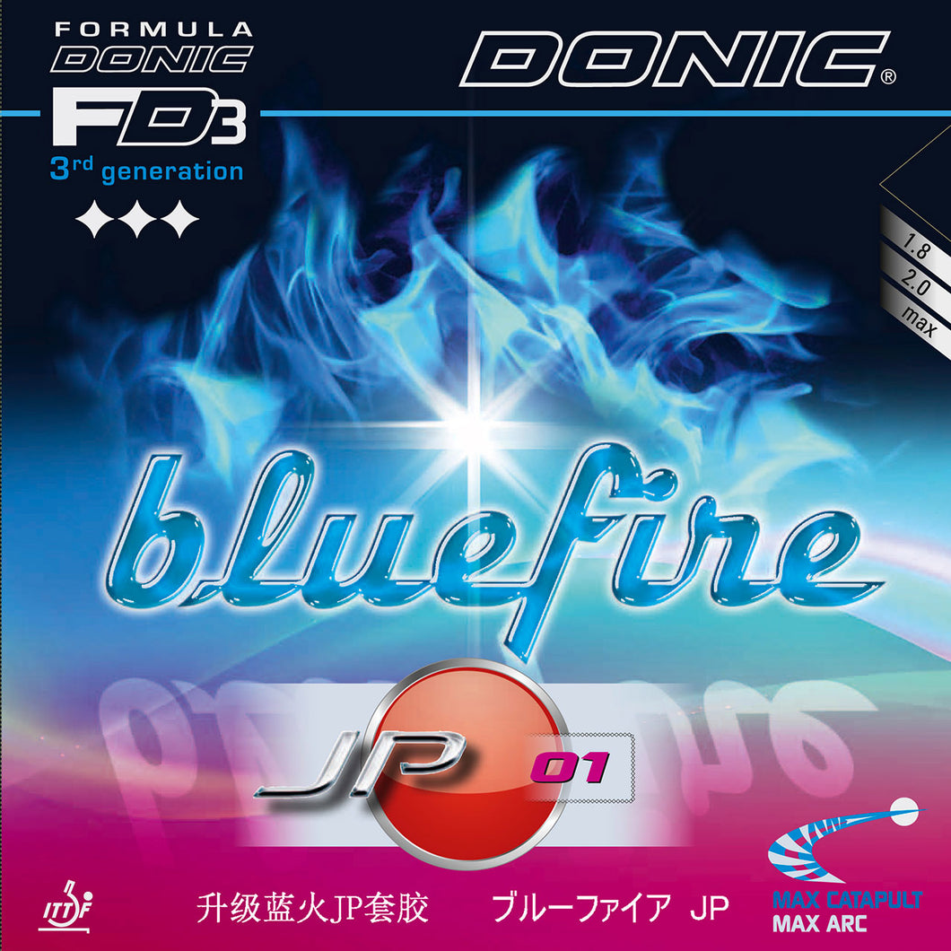 Donic Bluefire JP 01 - Killypong