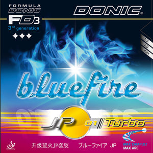 Donic Bluefire JP 01 Turbo - Killypong