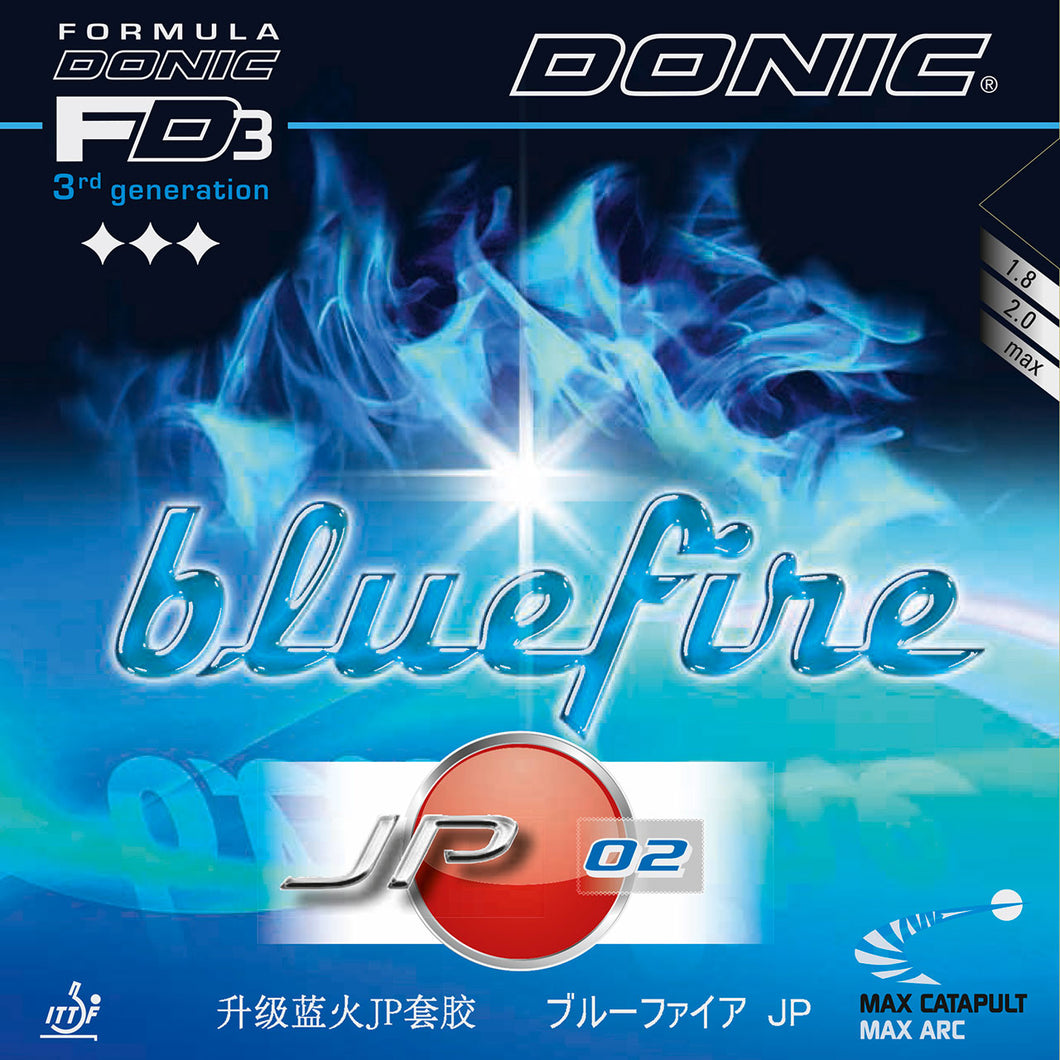 Donic Bluefire JP 02 - Killypong