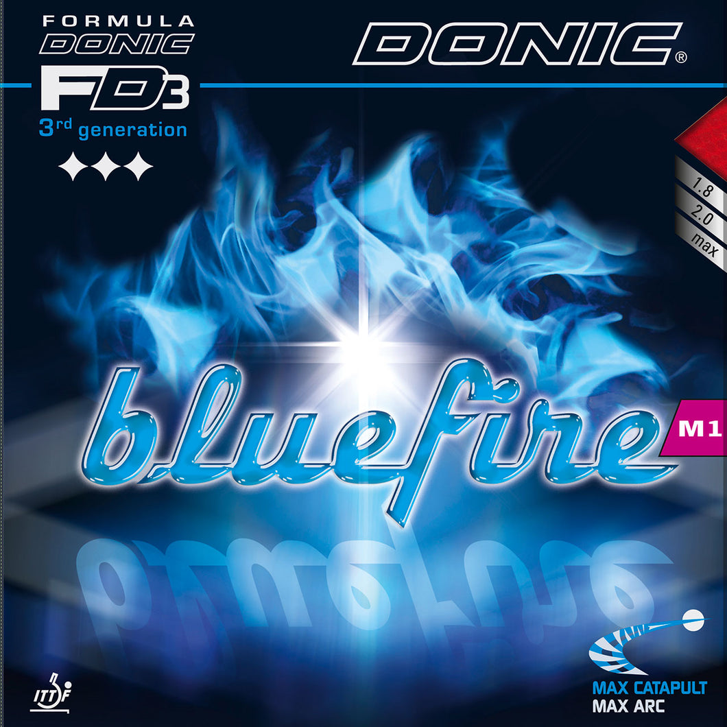 Donic Bluefire M1 - Killypong