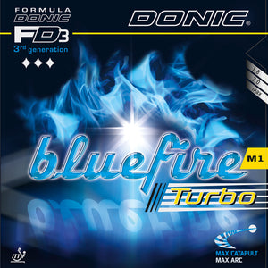 Donic Bluefire M1 Turbo - Killypong
