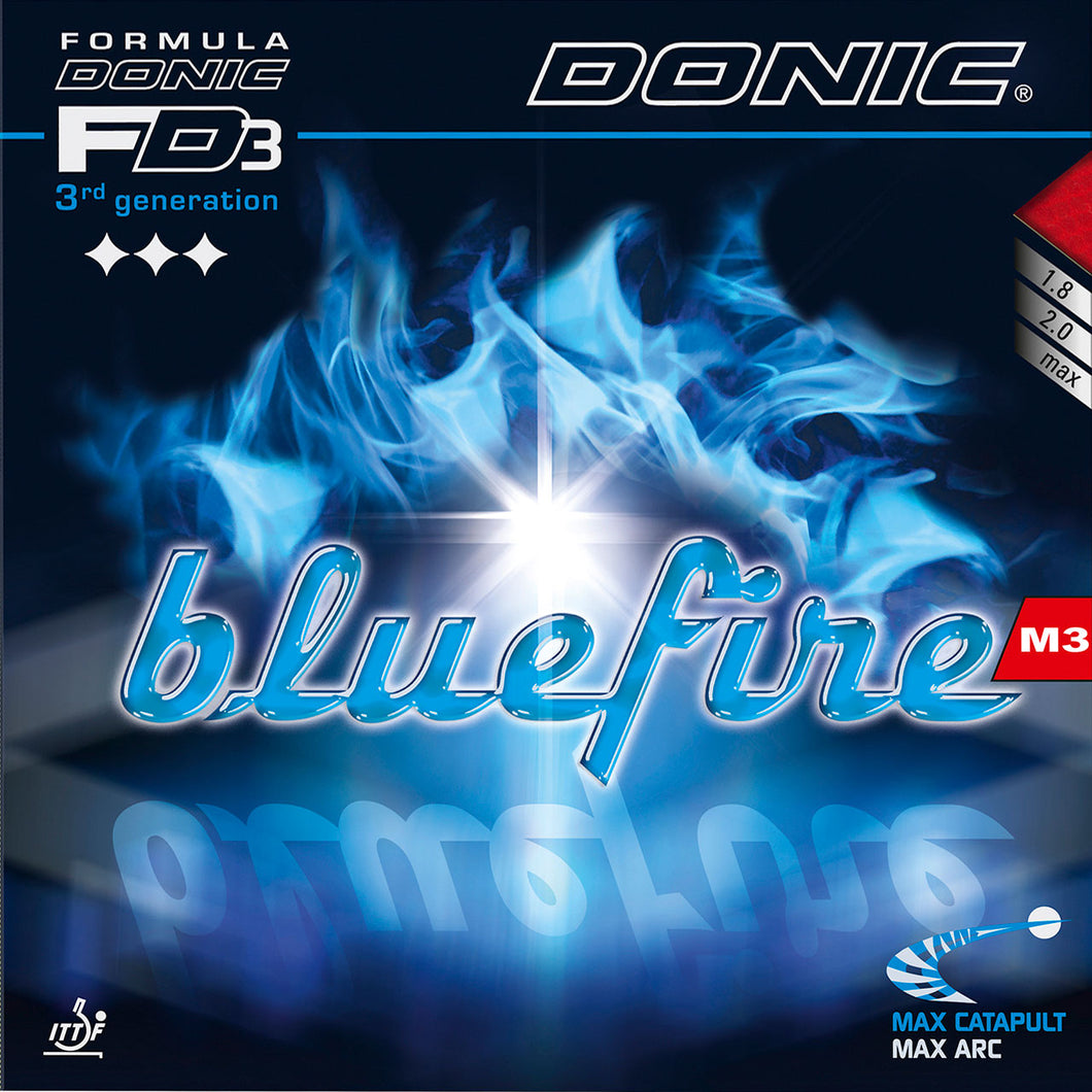 Donic Bluefire M3 - Killypong
