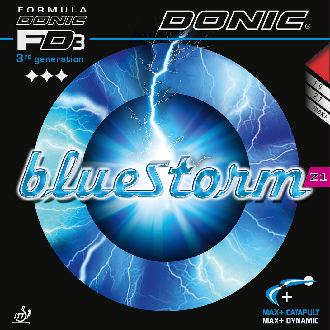 Donic Bluestorm Z1 - Killypong