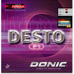 Donic Desto F1 - Killypong