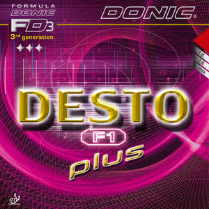 Donic Desto F1 Plus - Killypong