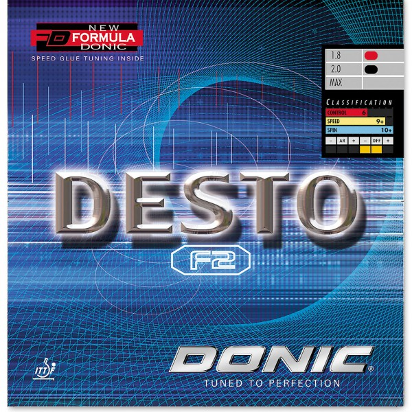 Donic Desto F2 - Killypong