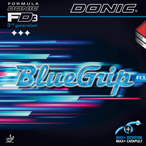Donic Blue Grip R1