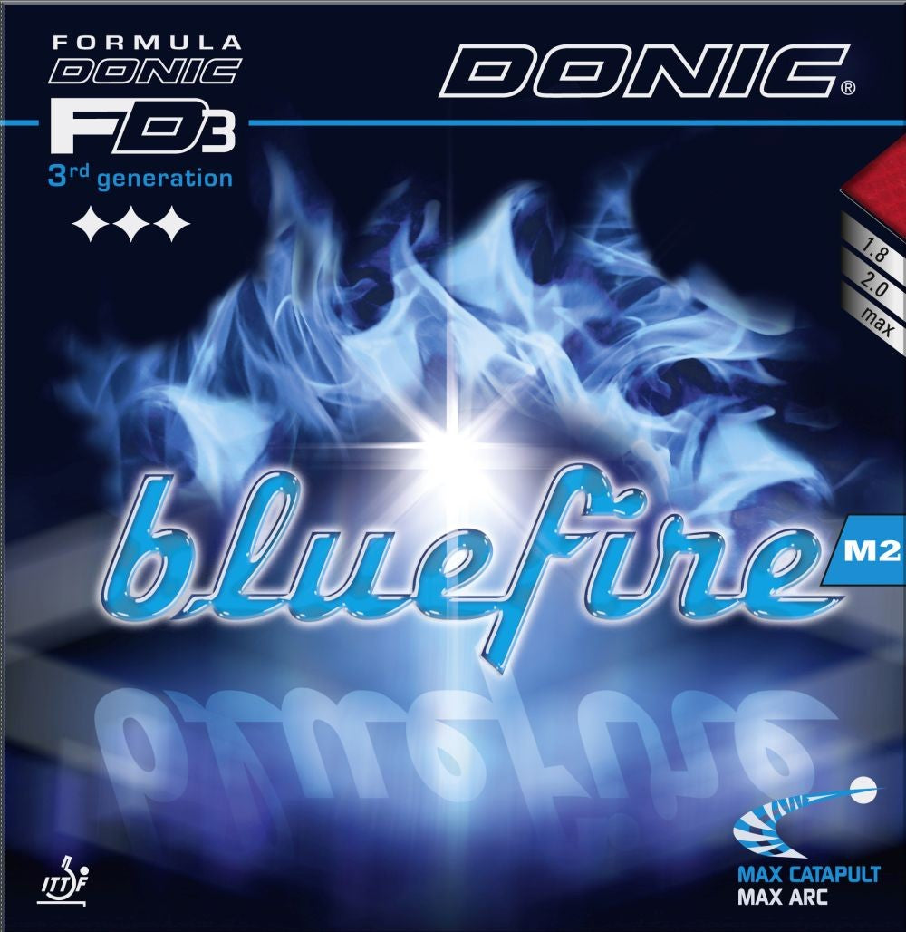 Donic Bluefire M2 - Killypong