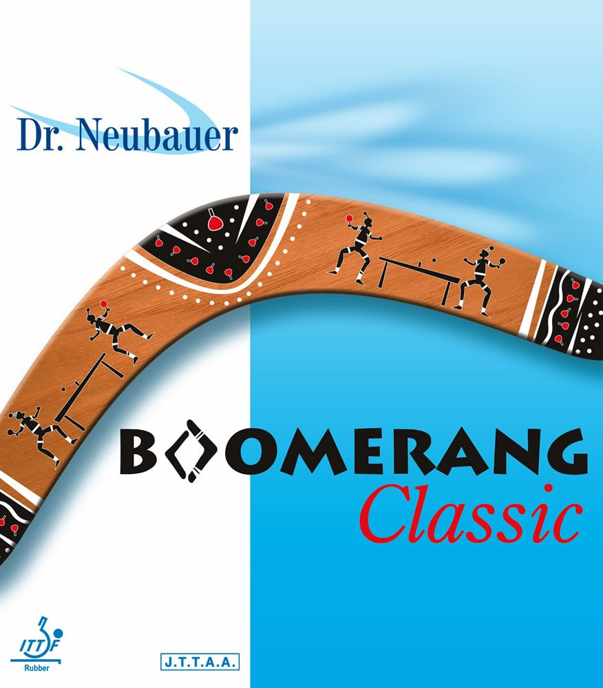 Dr. Neubauer Boomerang Classic - Killypong