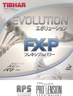 Tibhar Evolution FX-P - Killypong