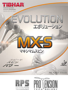 Tibhar Evolution MX-S - Killypong