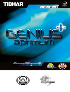 Tibhar Genius + Optimum - Killypong