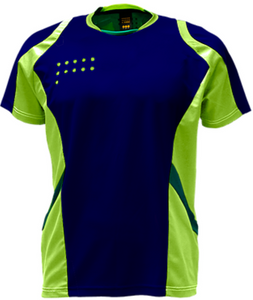 XIOM SHIRT CALDERANO - FREE NAME- Tennis de Table Belgique - Killypong