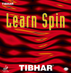 Tibhar Learn Spin - Killypong