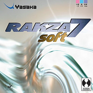 Yasaka Rakza 7 Soft - Killypong