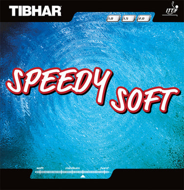 Tibhar Speedy Soft - Killypong