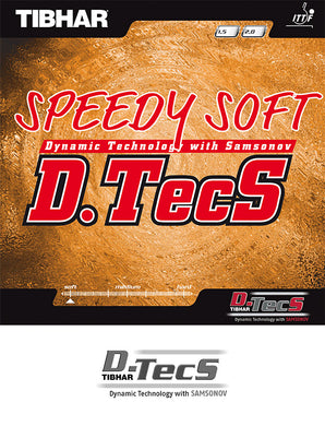 Tibhar Speedy Soft D.TecS - Killypong