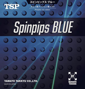 TSP Spinpips BLUE