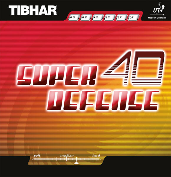 Tibhar Super Defense 40 - Killypong