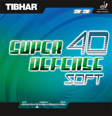 Tibhar Super Defense 40 Soft - Killypong