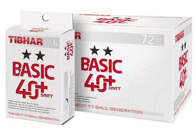 Tibhar Ball Basic**40+ SYNTT