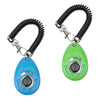 Dog Training Clicker with Wrist Strap for Dog Recall, Bark Control - Complete Pet Training Kit