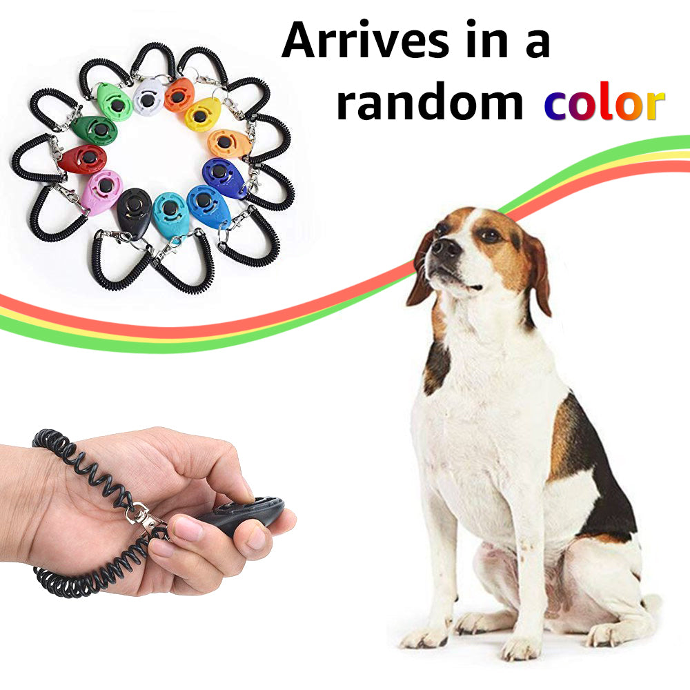 PetSpy Ultimate Dog Training Bundle - P620B Shock Collar for 2 Dogs, Clicker, Dog Training Ebook