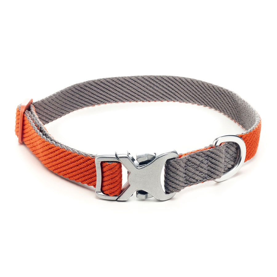 Cotton Dog Collar, Soft & Comfortable