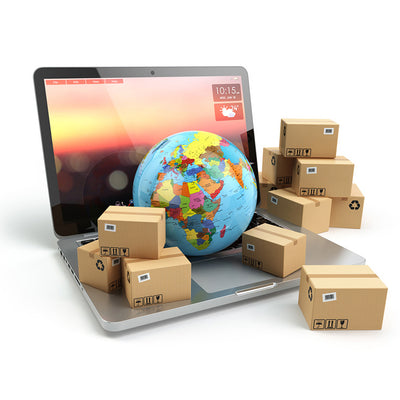 International shipping credit
