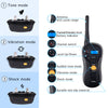 PetSpy P620 Dog training collar has three training modes and blind operation design