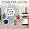 Dog Treat Dispenser with Camera