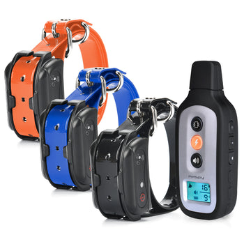 XPro-3 Remote Dog Training Collar - PetSpy