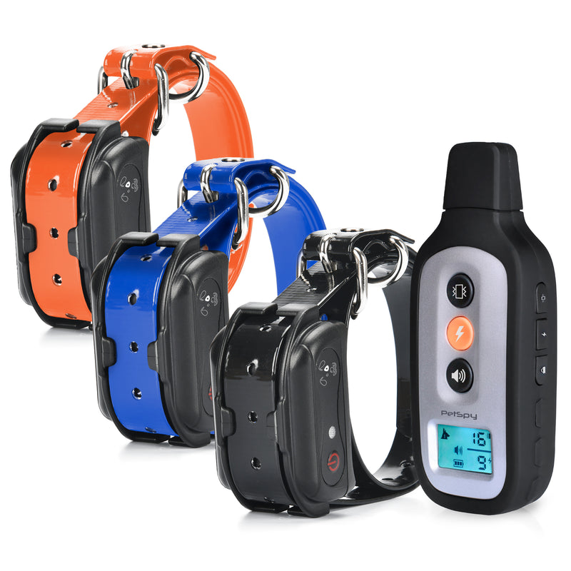 XPro-3 Remote Dog Training Collar