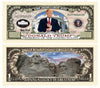 Image of Donald Trump Legacy Of Greatness Novelty Currency Bill