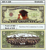 Image of The Graduate Novelty Currency Bill