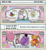Image of It's a Girl! Novelty Currency Bill