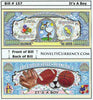 Image of It's a Boy! Novelty Currency Bill
