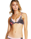 GILI ISLANDS LONGLINE BRA BIKINI TOP