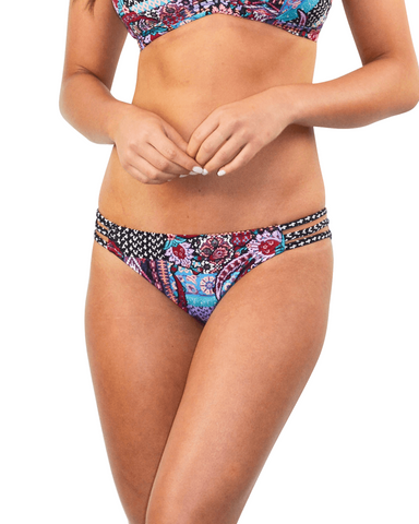 ARABIAN NIGHTS MULTI STRAP HIPSTER BIKINI PANT
