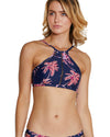TAHITI HIGH NECK BRA BIKINI TOP